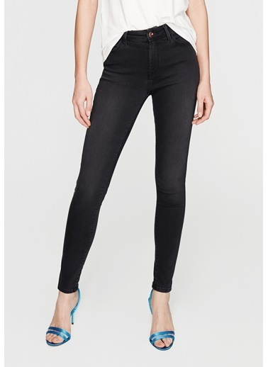 Mavi Jean Pantolon | Alissa - Super Skinny Gri